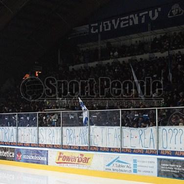 Ambrì Piotta-Hockey Lugano 1-2, LNA Svizzera 2013/14