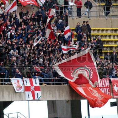 Bari-Reggina 0-1, Serie B 2013/14