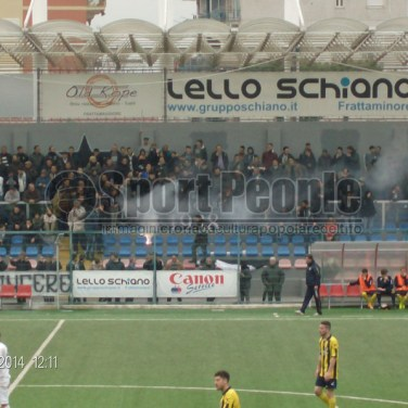 Nerostellati Frattese-Giugliano 1-0, Eccellenza Campana 2013/14