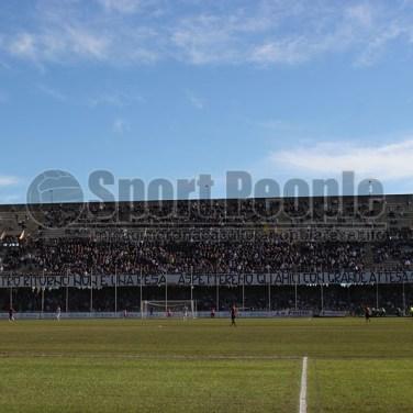 Salernitana-Ascoli 2-1, Lega Pro 1/B 2013/14