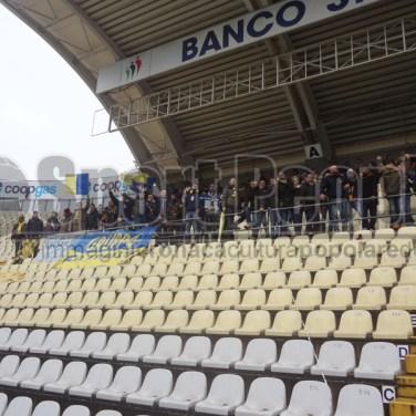 Modena-Crotone 2-0, Serie B 2013/14