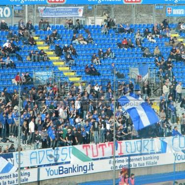 Novara-Reggina 1-0, Serie B 2013/14