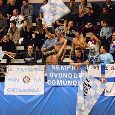 Urania Milano-Treviso Basket 72-76, DNB 2013/14