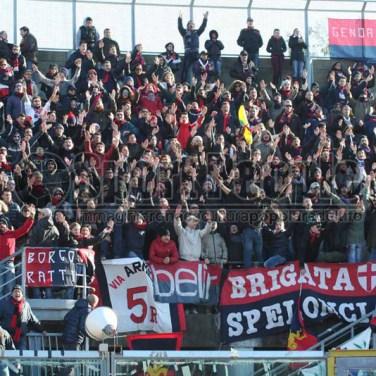 Genoa-Livorno 0-1, Serie A 2013/14