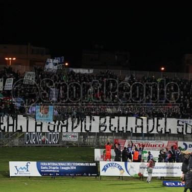 Latina-Padova 3-0, Serie B 2013/14