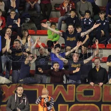 Virtus Roma-Vanoli Cremona 85-80, Lega A 2013/14