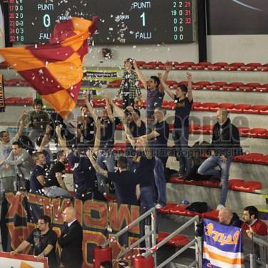Virtus Roma-VL Pesaro 96-85, Lega A 2013/14