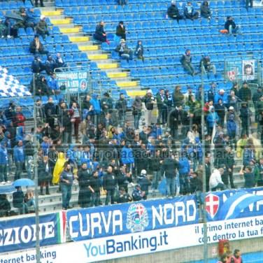 Novara-Carpi 1-0, Serie B 2013/14
