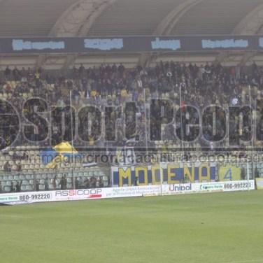 Modena-Spezia 0-0, Serie B 2013/14