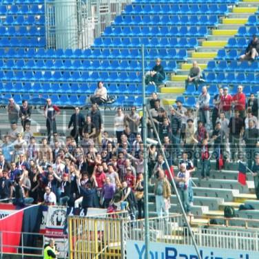 Novara-Crotone 1-1, Serie B 2013/14
