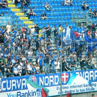 Novara-Palermo 0-1, Serie B 2013/14