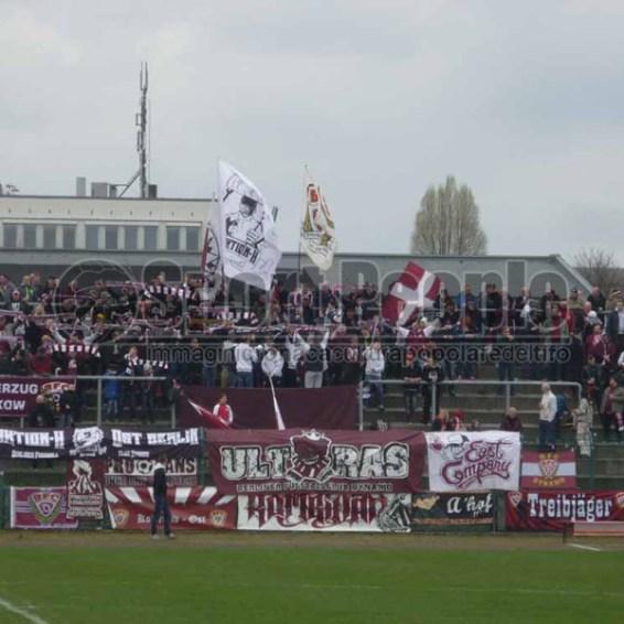 Dynamo Berlin-Hansa Rostock II 2-0, Oberliga Tedesca 2013/14