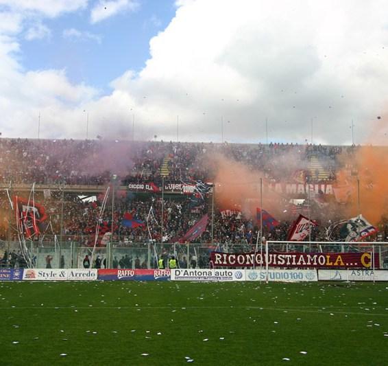 Taranto-Francavilla 2-1, Serie D/H 2013/14
