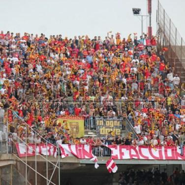 Lecce-Benevento 2-0, Playoff Lega Pro 1/B 2013/14