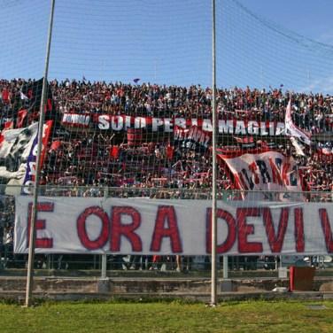 Taranto-Matera 1-0, Serie D/H 2013/14