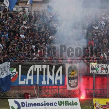 Latina-Spezia 0-0, Serie B 2013/14