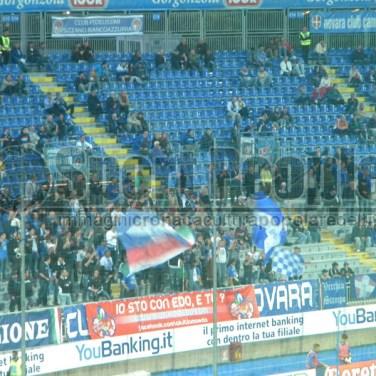 Novara-Juve Stabia 2-0, Serie B 2013/14