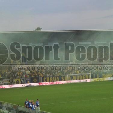 Modena-Spezia 1-0, playoff Serie B 2013/14