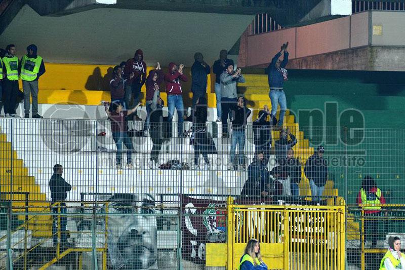 Avellino-Trapani 3-3, Serie B 2013/14