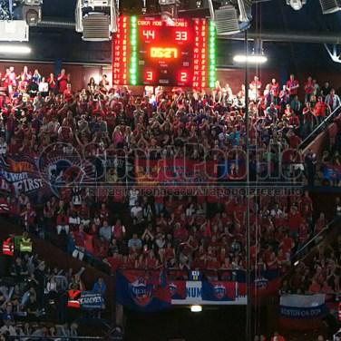 CSKA MOSCA - MACCABI TEL AVIV 67-68