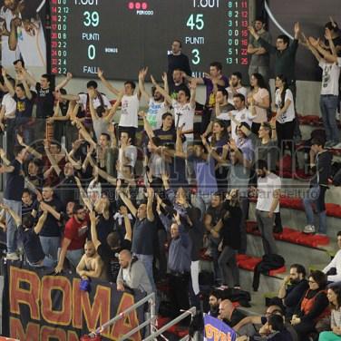 Virtus Roma-Pistoia 75-87, Lega A 2013/14