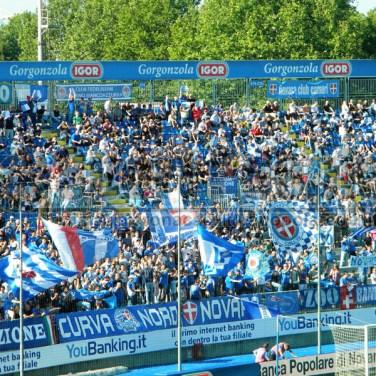 Novara-Varese 0-0, Serie B 2013/14