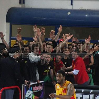 Veroli-Scaligera Verona 67-66, Gara3 playoff Lega Due 2013/14
