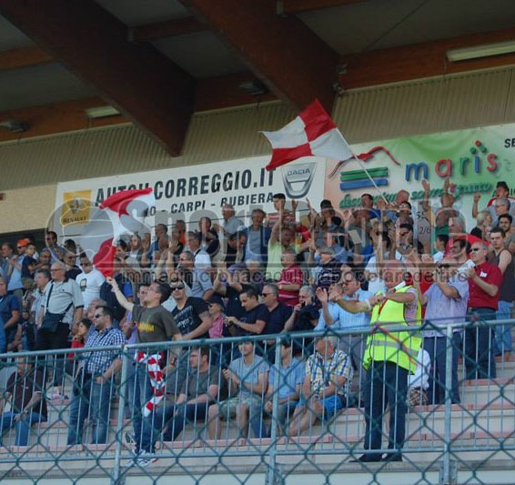 Correggese-Matelica 2-1, playoff Serie D 2013/14