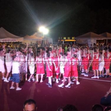 50 anni di Benedetto XVI Basket Cento