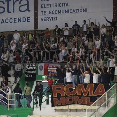 Mens Sana Siena-Virtus Roma 75-73, Gara 1 playoff 2013/14