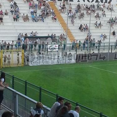 Alessandria-Salernitana 1-0, Coppa Italia 2014/15