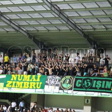 Zimbru Chisinau-PAOK Salonicco 1-0, Europa League 2014/15