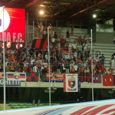 Cesena-Casertana 1-0, Coppa Italia 2014/15