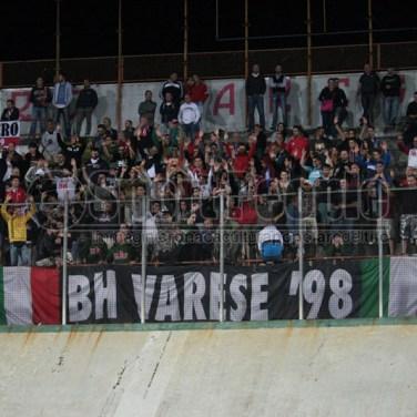 Varese-Virtus Entella 1-0, Coppa Italia 2014/15