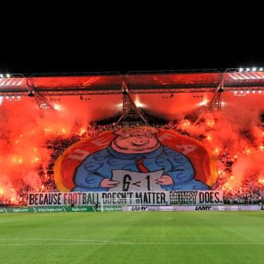 Legia Varsavia-Aktobe, Europa League 2014/15
