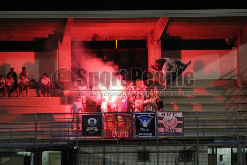 Centese-Real San Lazzaro 0-3, Coppa Italia Emilia Romagna 2014/15