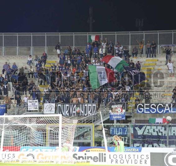 Livorno–Latina 1-1, Serie B 2014/15