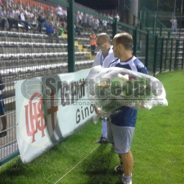 Alessandria-Novara 1-1, Lega Pro 2014/15