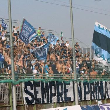 Paganese-Casertana 0-2, Lega Pro 2014/15