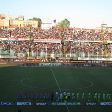 Catania-Pescara 2-1, Serie B 2014/15