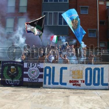 Centese-Progresso 0-0, Eccellenza Emilia Romagna 2014/15