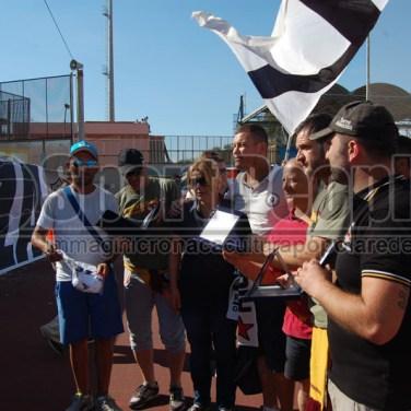 Savoia-Benevento 2-3, Lega Pro 2014/15