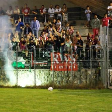 Verucchio-Rimini 0-6, amichevole 2014/15