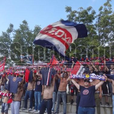 Jesina-Campobasso 1-1, Serie D 2014/15