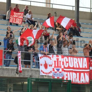 Arzignanochiampo-Triestina 3-1, Serie D 2014/15