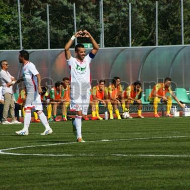 Bellaria-Piacenza 1-2, Serie D 2014/15