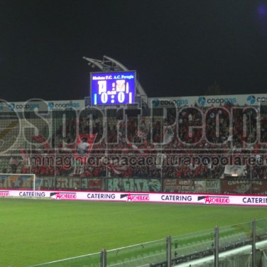 Modena-Perugia 0-0, Serie B 2014/15