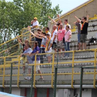 Bassano-Pavia 1-0, Lega Pro 2014/15