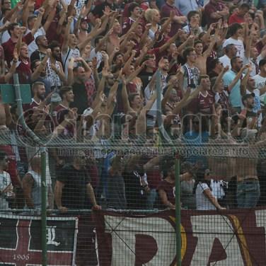 Vis Pesaro-Fano 1-5, Coppa Italia D 2014/15