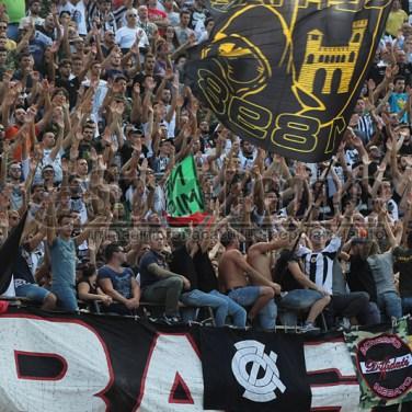 Ascoli-L'Aquila 2-1, Serie C 2014/15